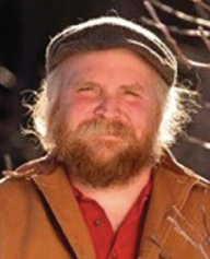 Photo of New Hampshire-based organic apple producer and author Michael Phillips